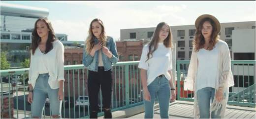Gardiner Sisters I Just Want You Official Video