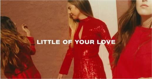 HAIM - Little Of Your Love