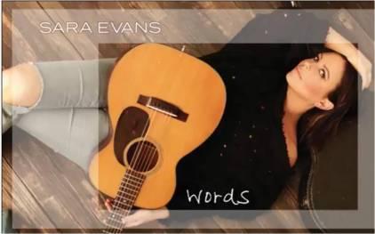 sara evans words