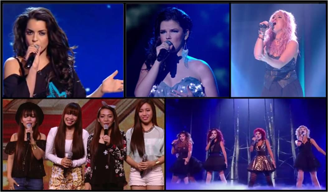 X Factor UK Fav
