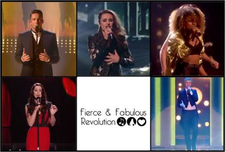 5 more x factor uk acts