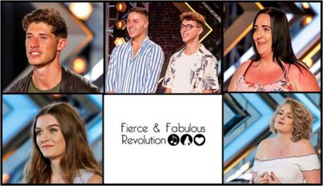 X Factor UK Audition one