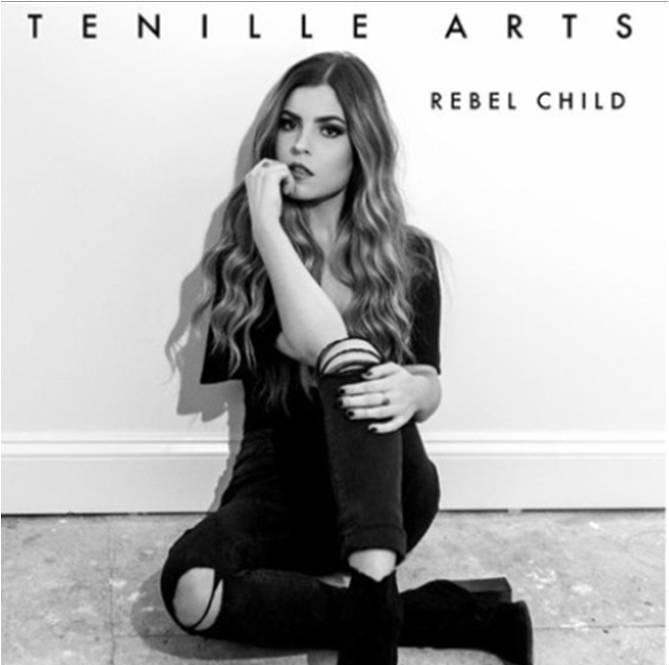 Tenille Arts rebel child