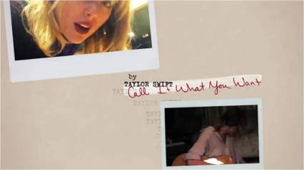 Taylor swift call it what you want review