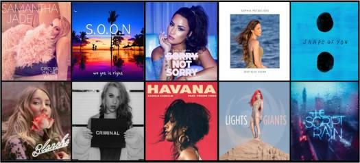Top 100 Songs 2017 List One