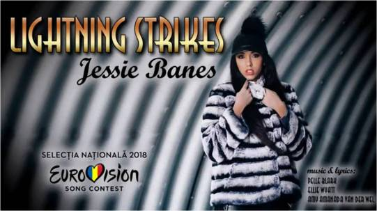 Jessie Banes Lightning Strikes