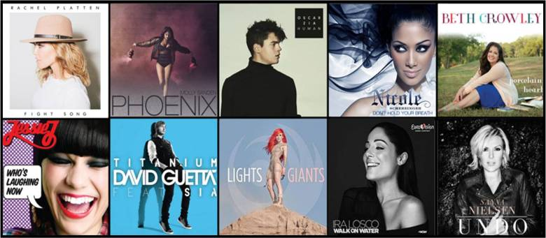 10 songs to make you feel unbreakable