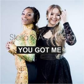 stella and alexandra you got me