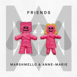 Marshmello Anne Maire Friends