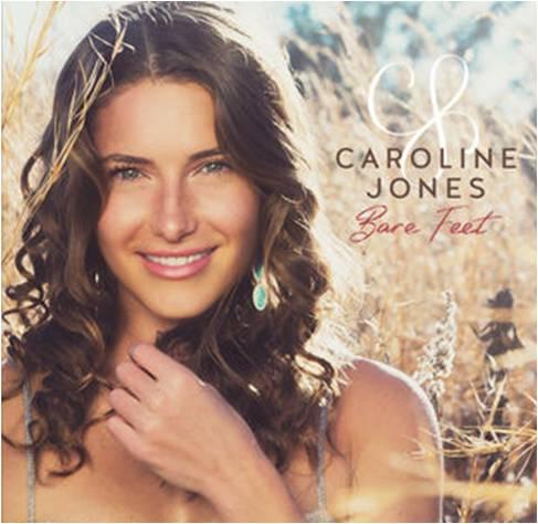 Caroline Jones Bare Feet Album
