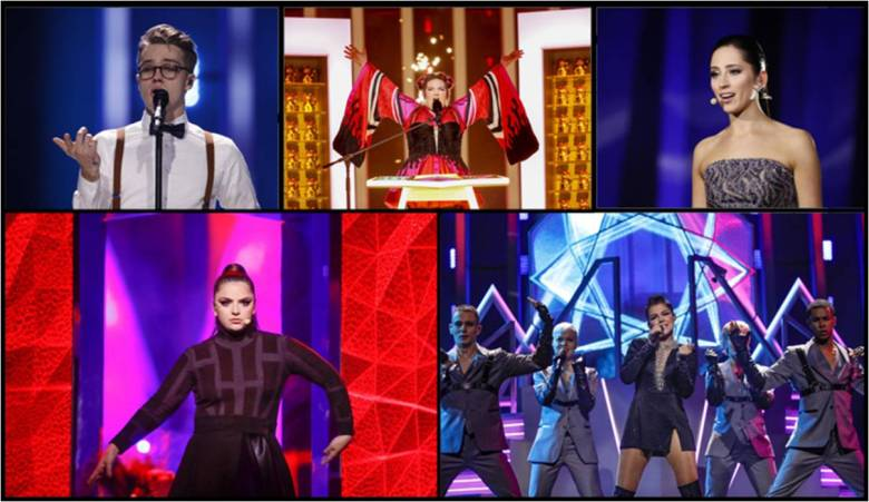 5 acts to keep an watch out for eurovision 2018
