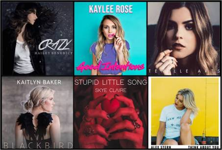 6 country songs 2018 so far