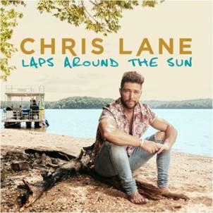 chris lane laps around the sun album
