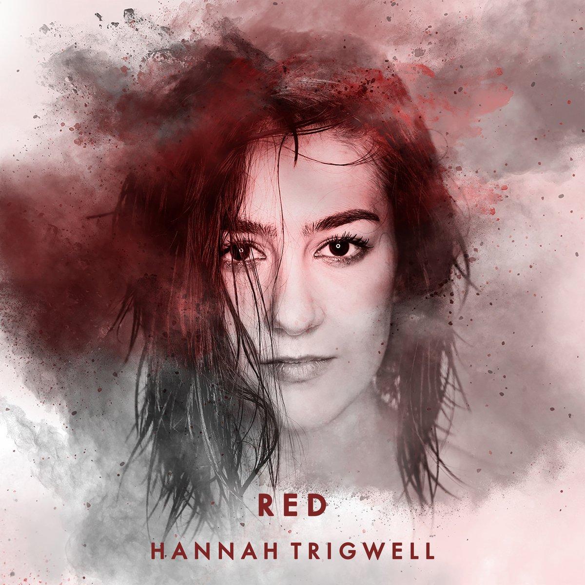 Hannah Trigwell Red Album