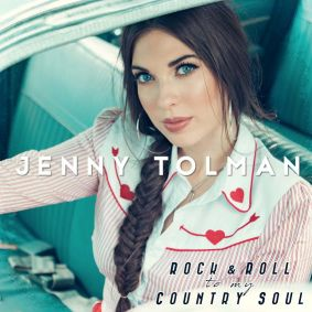 Jenny Tolman roack and roll to my country soul