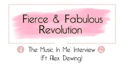 The Music In Me Interview Number 1