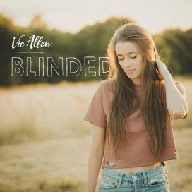 vic allen blinded