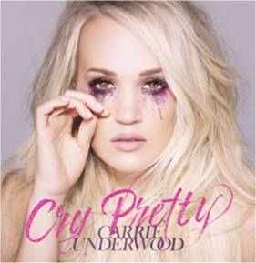 carrie underwood cry pretty album