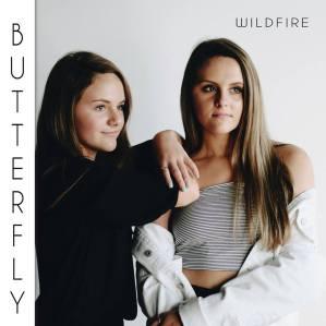 Wild Fire Butterfly