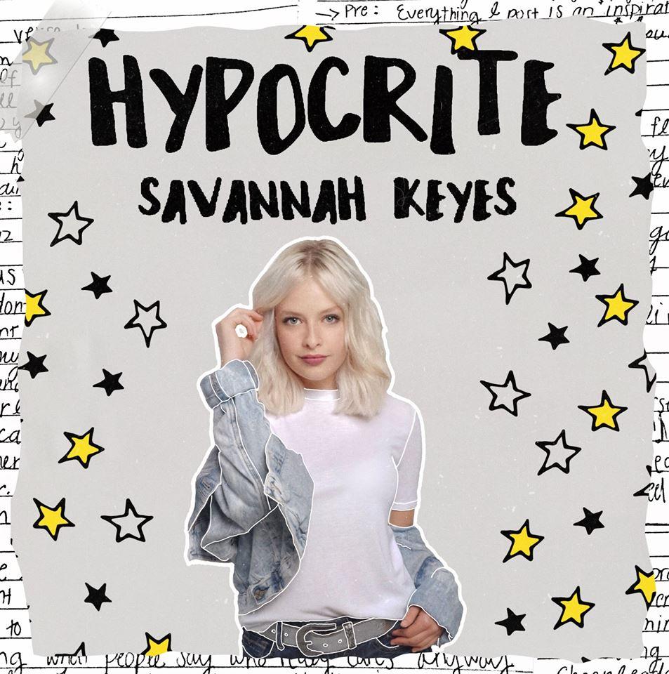 Hypocrite Savannah Keyes