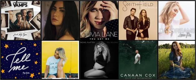 top 100 songs 2018 list five
