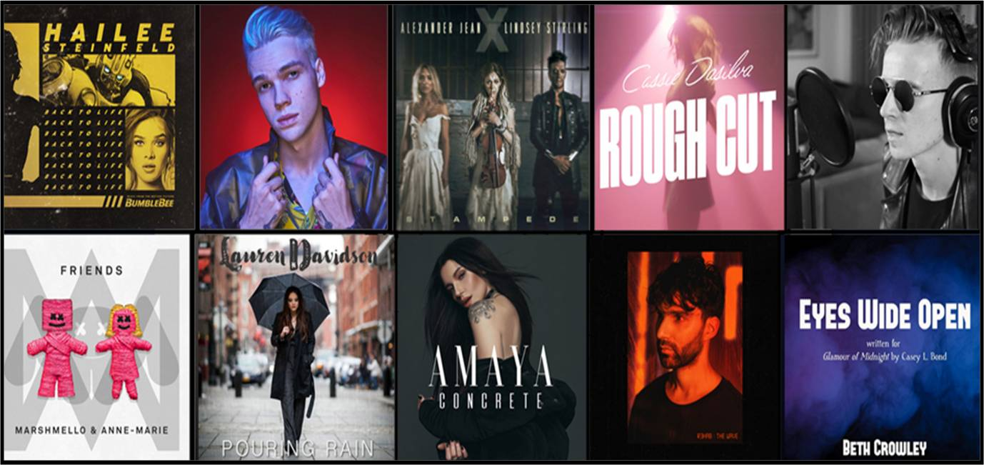 top 100 songs 2018 list two